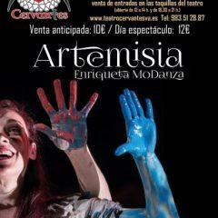 `Artemisia´en el Teatro Cervantes