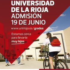 Elige tu futuro en la Universidad de La Rioja