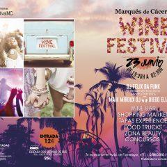 Nueva edición del Wine Festival en Marqués de Cáceres