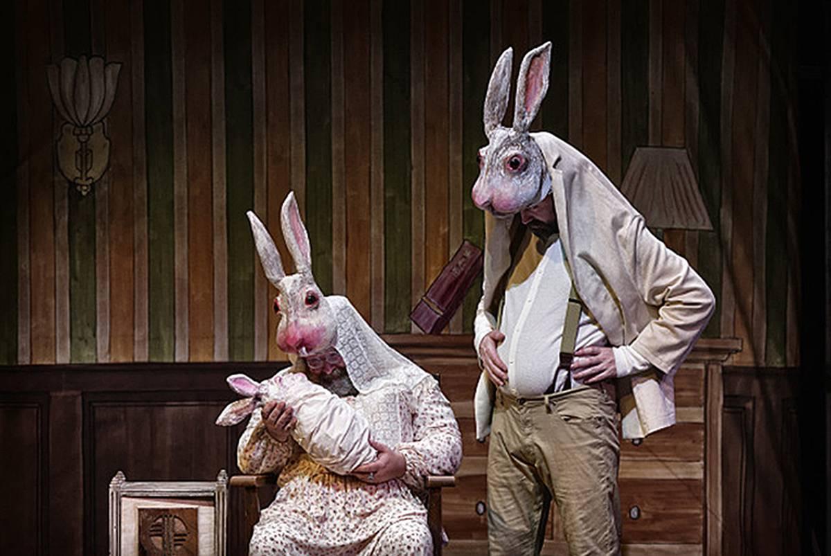 El XIV Festival Internacional de Teatro con Títeres, Objetos y Visual trae 'Jabberwocky… beware' al Teatro Cánovas