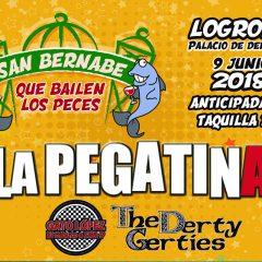 La Pegatina y su gran espectáculo en concierto