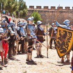 VIII Jornadas de Recreación Histórica. Siglo XV. Castillo de Belmonte (Cuenca)