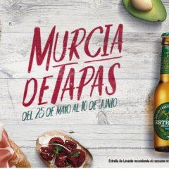 Nueva edición de «Murcia tapas» del 25 de mayo al 10 de junio