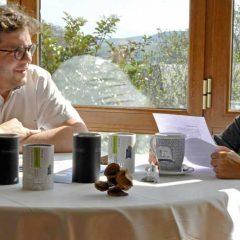 Un Té con Eva de Villa Mencía