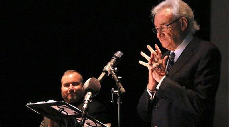 Luis del Olmo recitará a Lorca el sábado 16 de junio en Pinos Puente