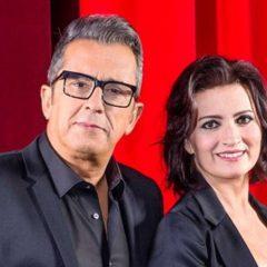 Sílvia Abril y Andreu Buenafuente, presentadores de los premios Goya 2019