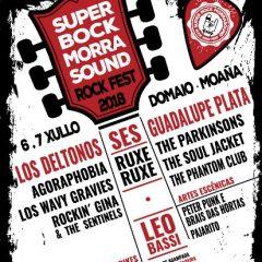 Morrasound, festival de rock, deportes alternativos y artes escénicas en Domaio