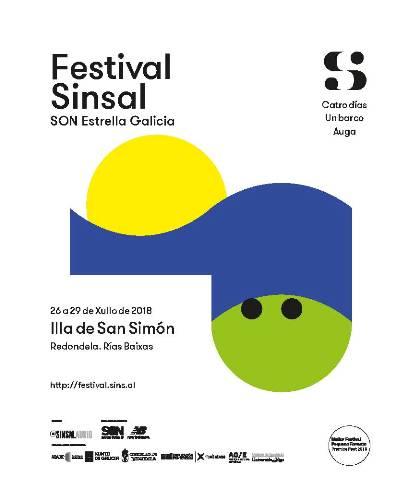 Sinsal SON Estrella Galicia, nueva edición del festival en la illa de San Simón