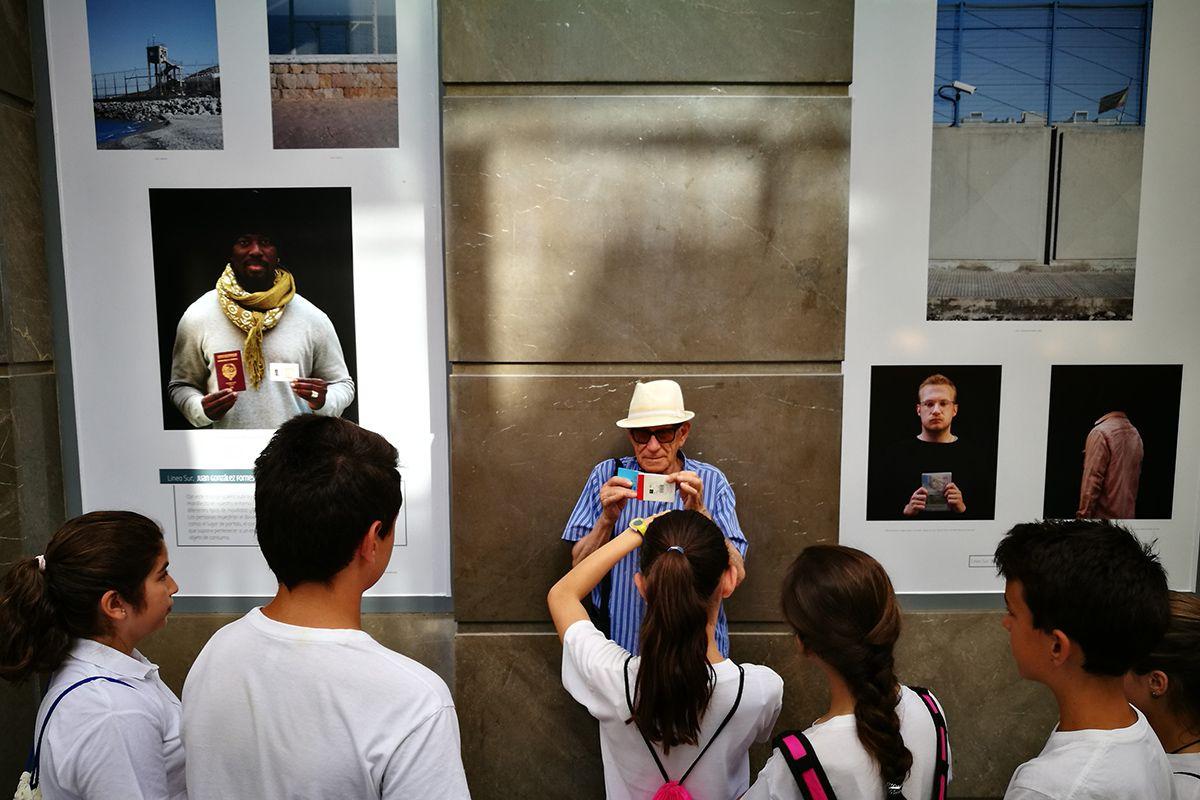 El 20 de junio comienza en Granada la edición más internacional del festival de fotografía Pa-Ta-Ta
