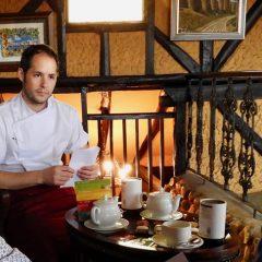 Un Té con Marcos y Raúl de la Bodega Regia