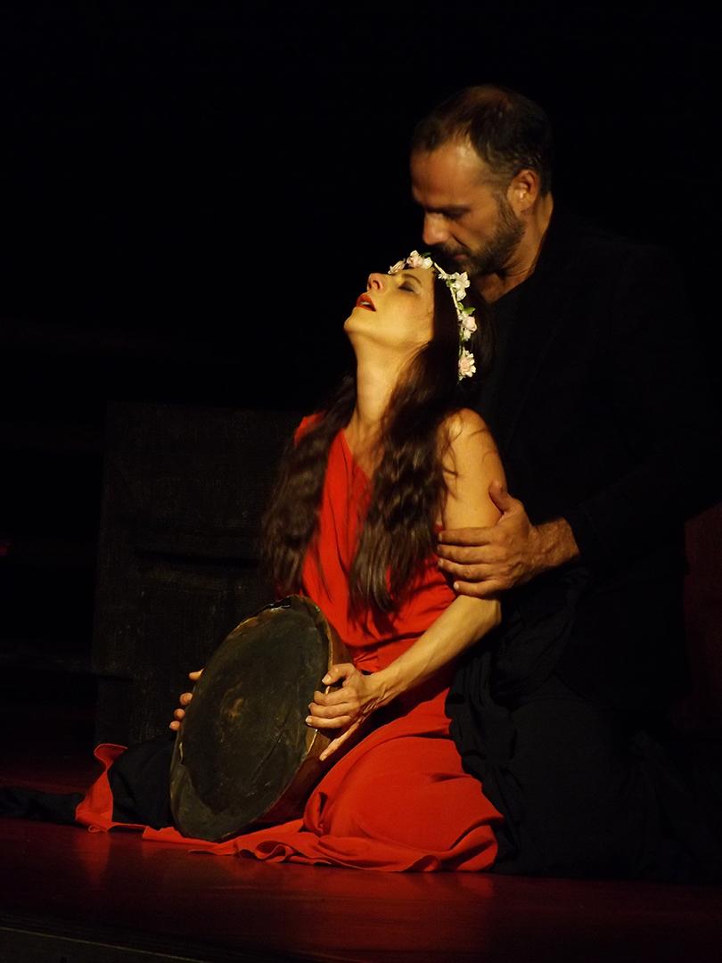 Festival de artes escénicas de La Alpujarra 'Me Vuelves Lorca 2018' en Laroles