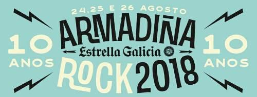 Armadiña rock, festival de música en Combarro