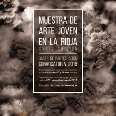 XXXIV Muestra de Arte joven en La Rioja 2018