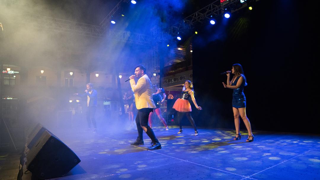 El Festival de Verano Plaza Mayor 2018 trae a Dany Cantos y con su Compañía
