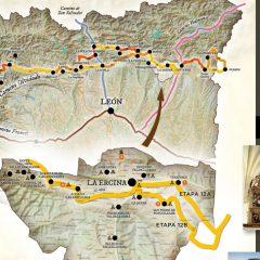 El Camino Olvidado a Santiago estrena señalización