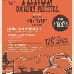 Nueva edición del Tarón Country Festival