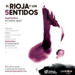 El Rioja y los 5 Sentidos, septiembre no suena igual.