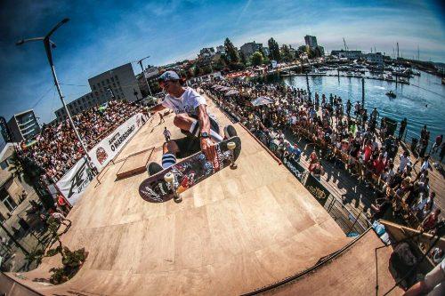 XVIII edición de O Marisquiño, festival cultura urbana y deportes de acción en Vigo