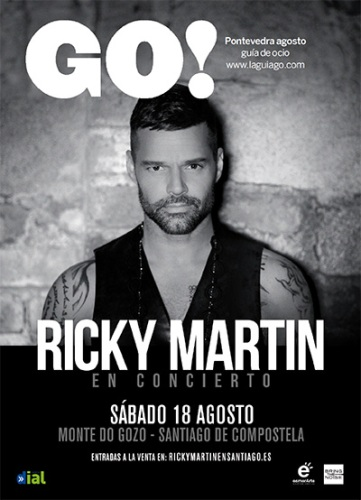 Revista GO! Pontevedra Nº 119 de agosto de 2018