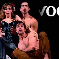 La obra de teatro erótica Vooyeur llega a Zaragoza