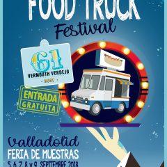 `Valladolid Food Truck Festival´ en el patio central de la Feria de Muestras del 5 al 9 de septiembre