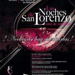 No te pierdas Las Noches de San Lorenzo en Briones y San Vicente de La Sonsierra