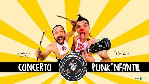 Concierto Punk Infantil en Tomiño