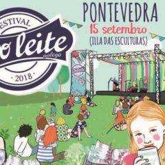 Festival do leite, música en Pontevedra