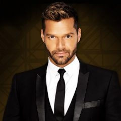 Ricky Martin concierto en Santiago de Compostela