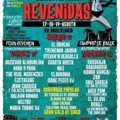 XV festival Revenidas en Vilaxoán de Arousa