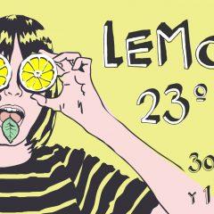 23º edición del Festival Lemón Pop