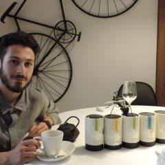 Un Té con Samuel Naveira en Mu-Na Restaurante