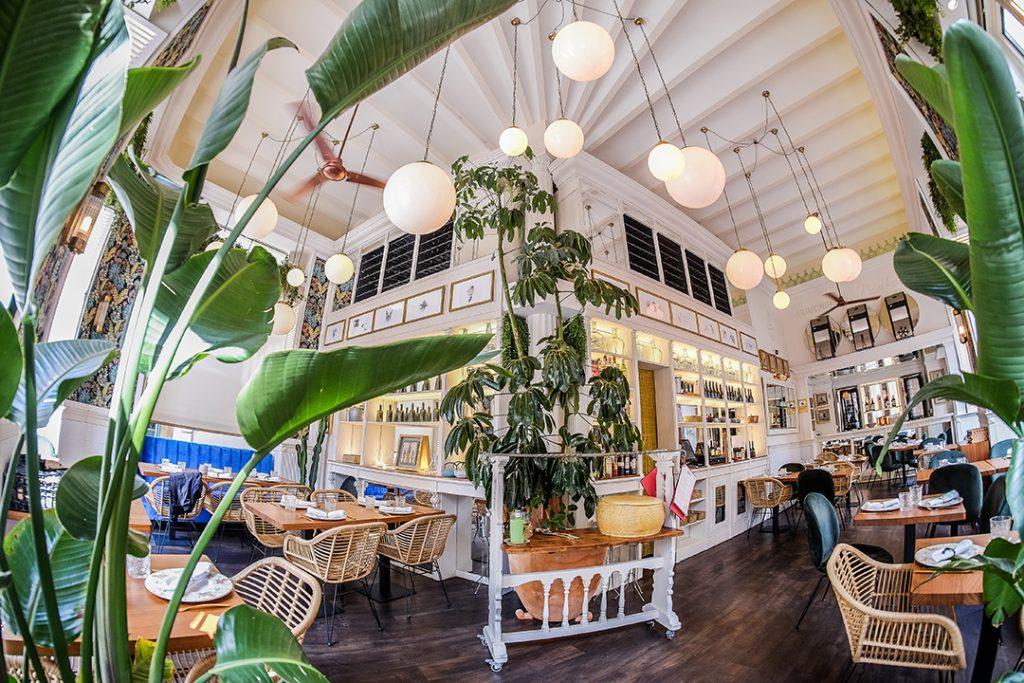 Restaurante Los Corales
