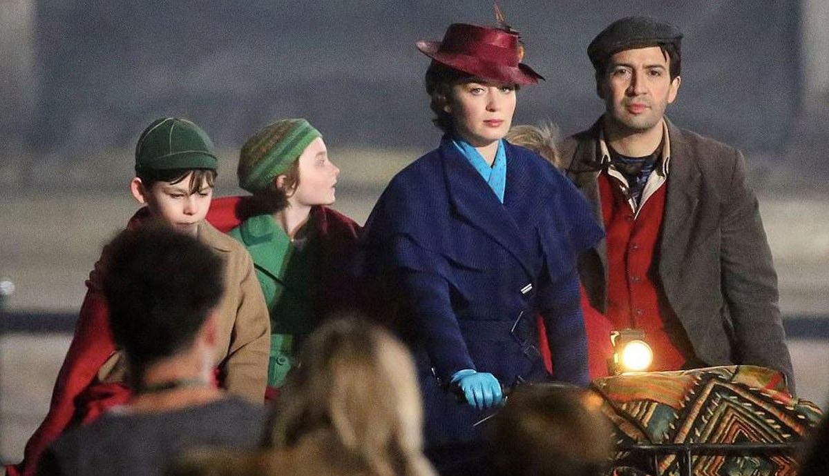 Llega el primer tráiler de 'El regreso de Mary Poppins'