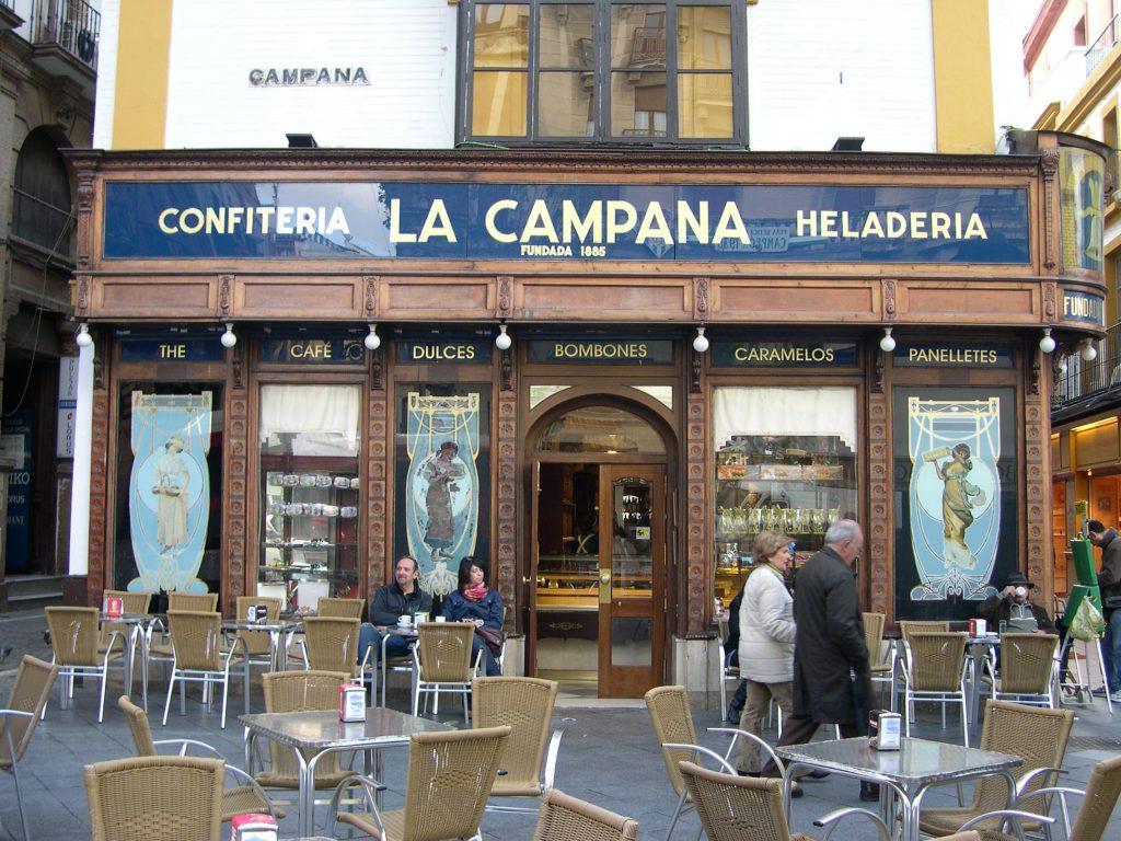 Confitería La Campana