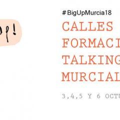 Programación BIG UP! Murcia