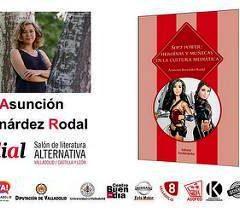 Presentación `Soft Power Heroínas y Muñecas en la cultura mediática´  Asunción Bernárdez Rodal