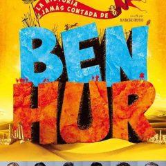 Ben Hur de Lewis Walace, en el Gran Teatro de Córdoba