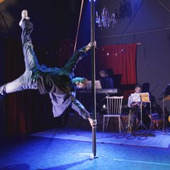 En la cuerda floja. VII Festival Internacional de Circo