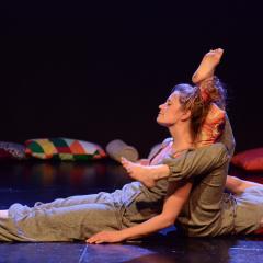 'NaNa, una canción de cuna diferente', de Cía Proyecto Nana, en la XVIII Muestra de Teatro Ciudad de Pinos Puente