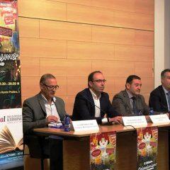 Presentación a los medios de  la `IX Edición de Coleccionismo de Valladolid-Castilla y León / Halloween / Salial´