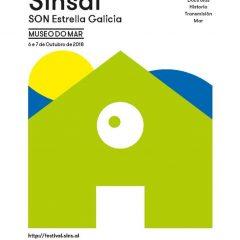 Festival Sinsal SON Estrella Galicia outono en el Museo del mar de Vigo