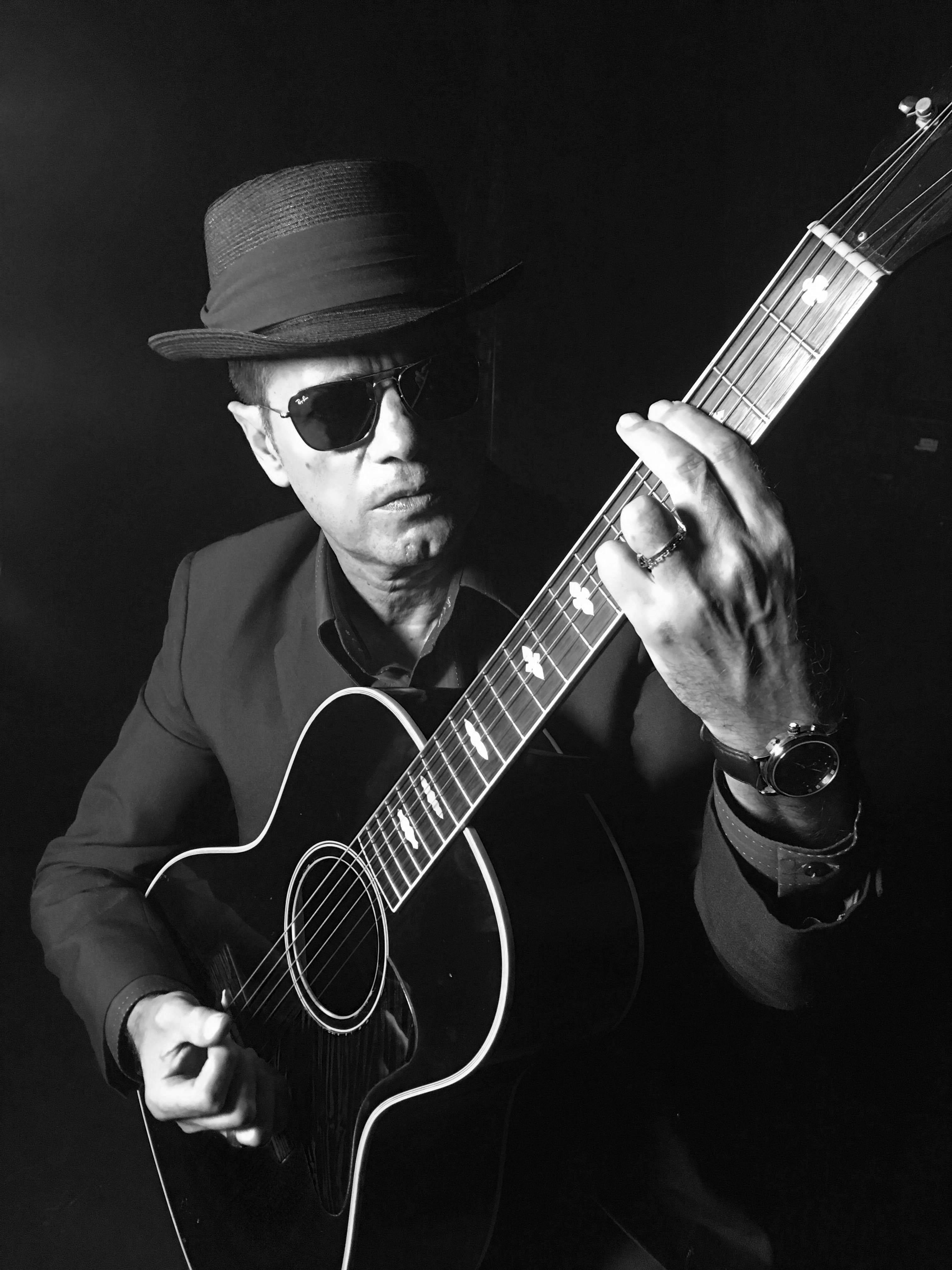 Juan Perro concierto en el ICC week de Ourense