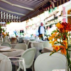 La esquina de las Flores, gastronomía mediterránea en la Plaza de las Flores