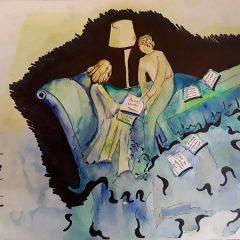 Rubicón presenta 'El diván del poeta'