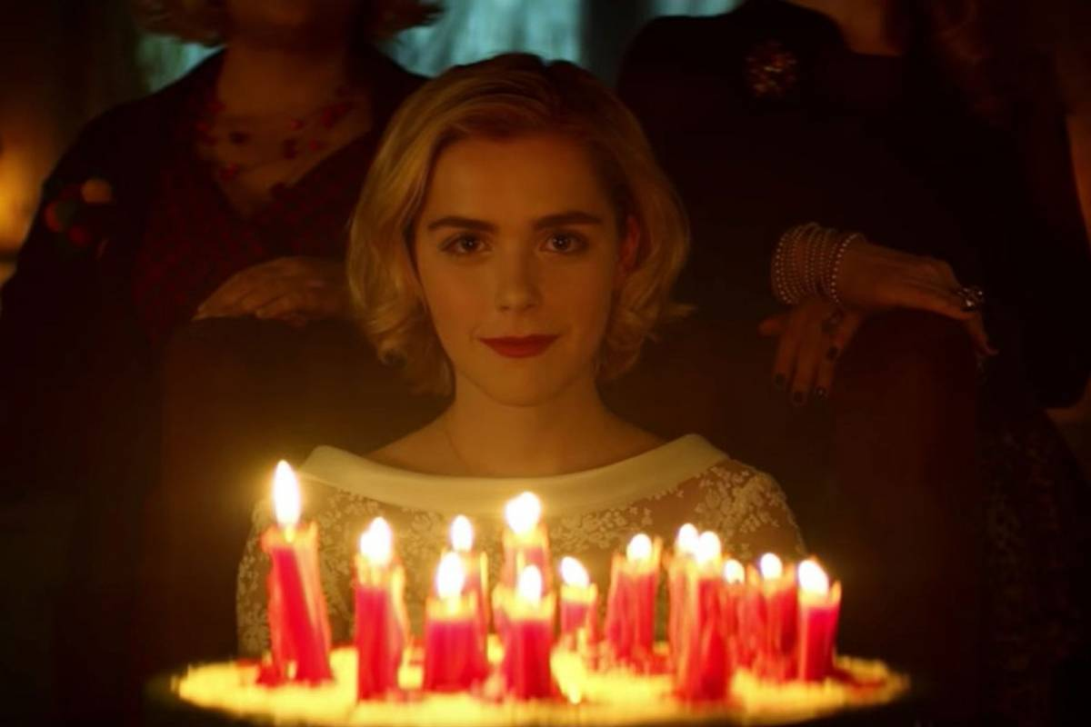 Tráiler final de 'Las escalofriantes aventuras de Sabrina'