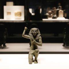 Los faraones del British Museum llegan a Madrid