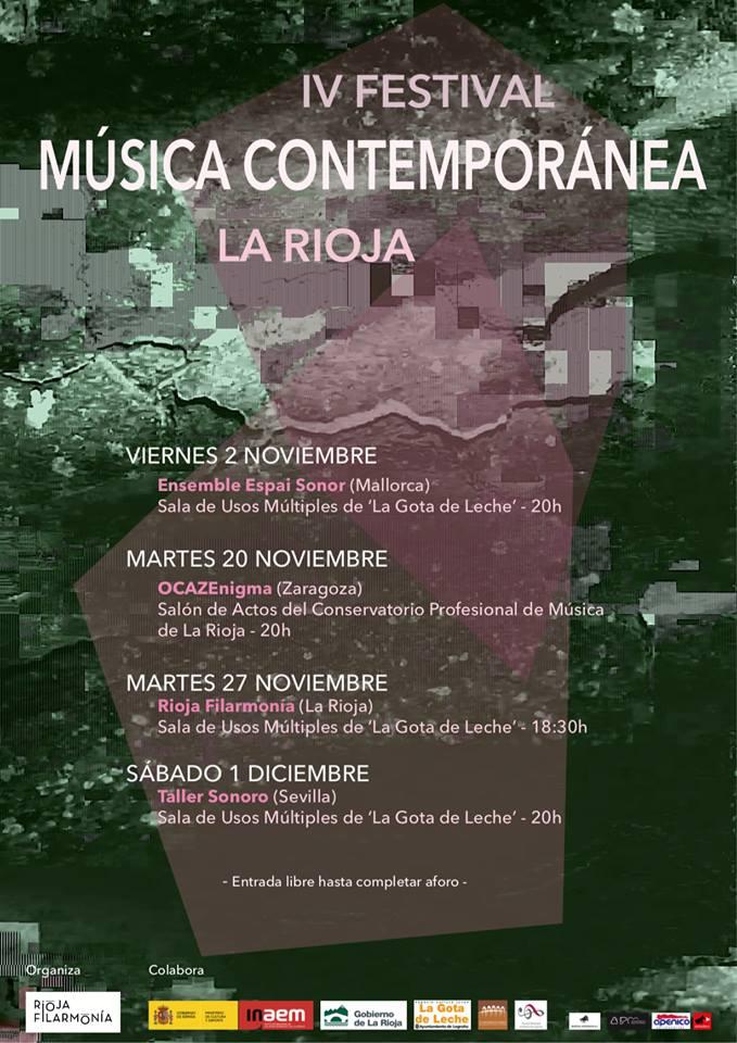 IV Festival de Música Contemporánea de La Rioja