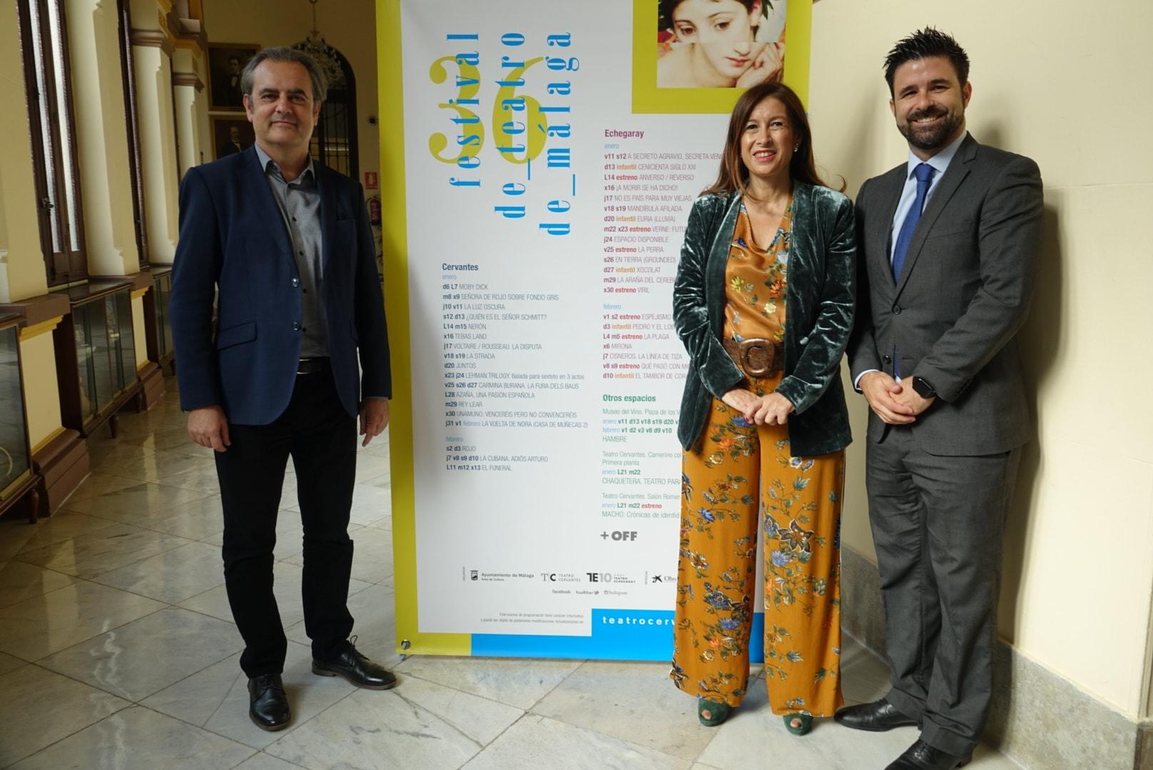 36 Festival de Teatro de Málaga