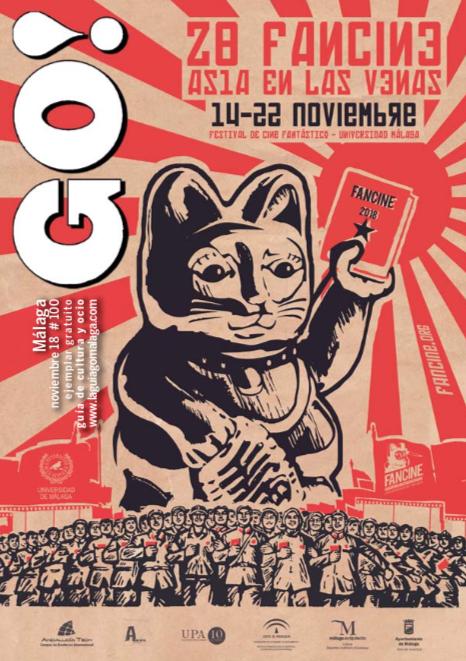 Las citas culturales imprescindibles en noviembre en Málaga, PDF GO MÁLAGA